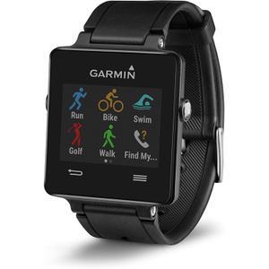 Watch HeartRate GPS Garmin vívoactive - Black