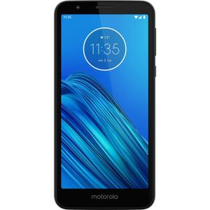 Motorola Moto E6 16GB - Black - Verizon