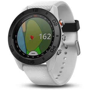 Sport Watch Cardio GPS Garmin Approach S60 - White