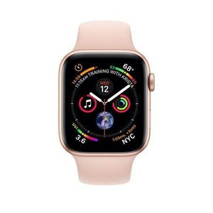 Apple Watch Series 3 (38mm) - Gold Aluminium Case - Pink Sport Band (GPS)