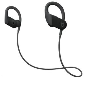 Earphones Bluetooth with Micro Beats by Dr. Dre Powerbeats 4 - Black