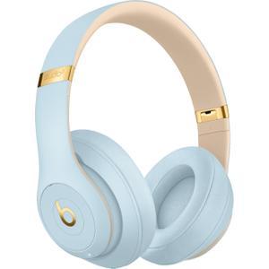 Noise Reducer Bluetooth Headphones Beats Studio 3 - Crystal Blue