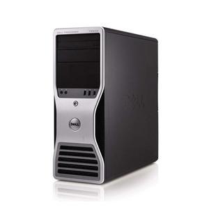 Dell Precision T5500 Xeon E5 2.60 GHz - HDD 500 GB RAM 12GB