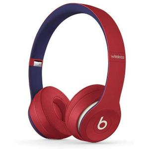 Headphone Bluetooth Beats Solo 3 Club Collection - Red