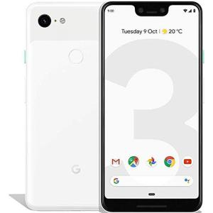 Google Pixel 3 128GB - Clearly White Unlocked