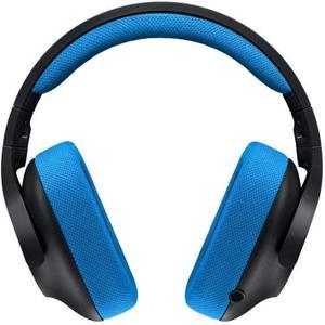 Headphones Gaming Logitech G233 Prodigy - Blue/Black
