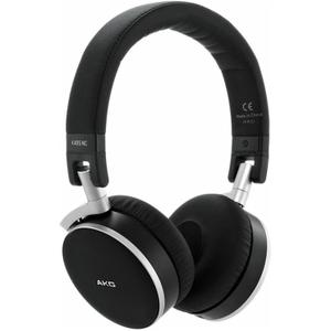 Headphones Noise Cancelling AKG K 495 NC - Black
