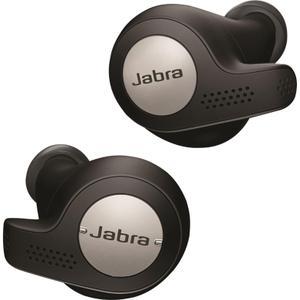 Earphone Bluetooth With Microphone Jabra Elite Active 65t - Black