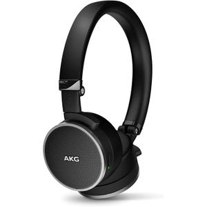 Headphones Bluetooth AKG N60 NC - Black