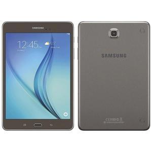 Galaxy Tab A 8.0 (May 2015) 16GB - Gray - (Wi-Fi + Cellular)