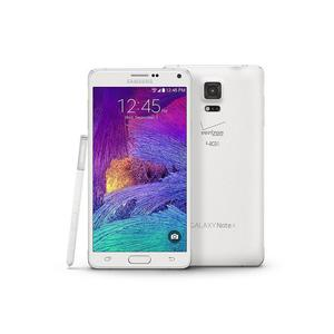 Galaxy Note4 32GB - White - Fully unlocked (GSM & CDMA)