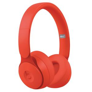 Beats By Dr. Dre Solo Pro Noise reducer Headphone Bluetooth - Red