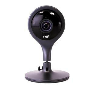 Cam Indoor Security Nest NC1102ES - Black