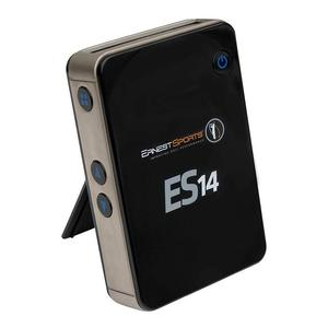 Golf Launch Monitor Ernest Sports ES14 Pro - Charcoal