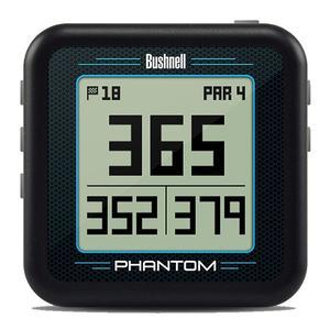 Handheld Golf GPS Bushnell Phantom - Black