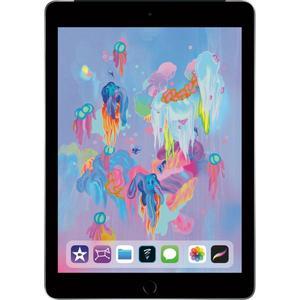 "iPad 9,7"" 6th Gen (March 2018) 32GB - Space Gray - (Wi-Fi + GSM/CDMA + LTE)"