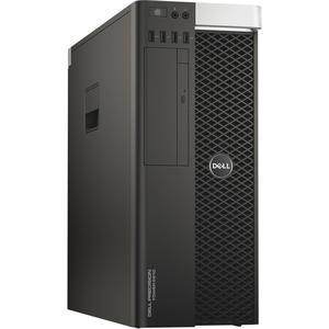 Dell Precision T5810 Xeon E5 3.50 GHz - HDD 1 TB RAM 8GB