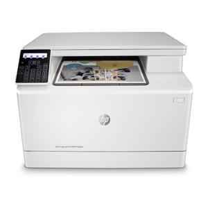 Color Laser Printer HP Laserjet Pro MFP M180nw - White