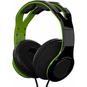 Tx30 Noise reducer Gaming Headphone with microphone - Black/Green