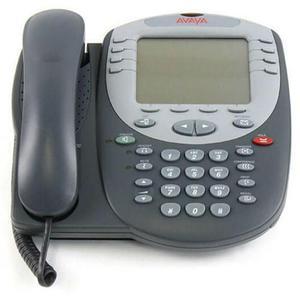 Landline telephone Avaya 2420D - Black