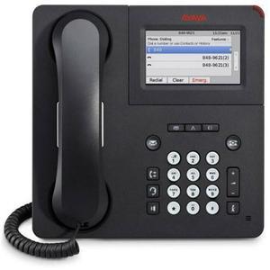 Landline telephone Avaya 9621G - Black