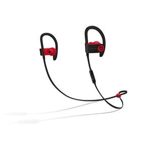 Beats By Dr. Dre PowerBeats 3 Bluetooth Earphones - Black/Red