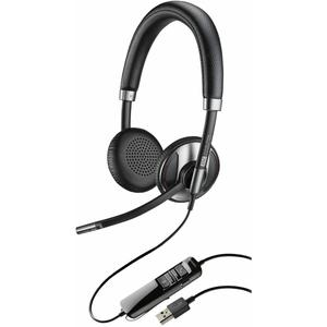 Blackwire C725 Headphone with microphone - Black