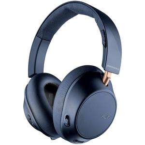 Bluetooth Wireless Headphones with Noise Canceling Plantronics BackBeat Go 810 - Navy Blue