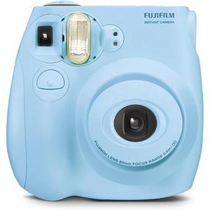Instant Film Camera Fujifilm Instax Mini 7s - Light Blue