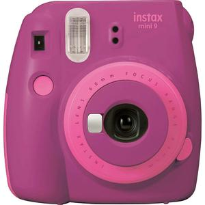 Instant Camera Fujifilm Instax Mini 9 - Smokey Purple