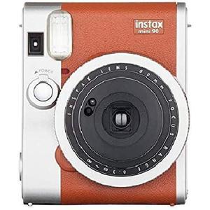 Instant Camera Fujifilm Instax Mini 90 Neo Classic - Brown