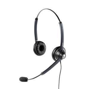 Headset Jabra BIZ 1900 Duo Corded - Black