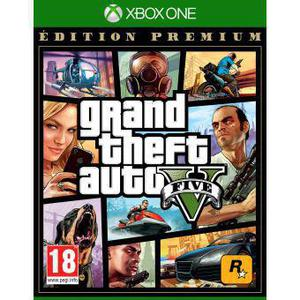 Grand Theft Auto V : Premium Edition - Xbox One