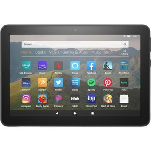 Amazon Fire HD 8 10th Gen (June 2020) 32GB - Black - (Wi-Fi)
