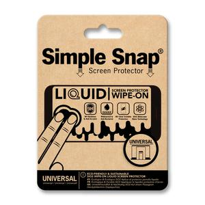 Eco-Friendly Universal Screen Protector (Up to 3 devices) - Simple Snap