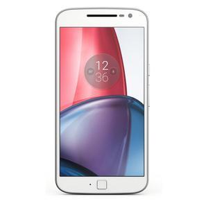 Motorola Moto G4 64GB (Dual Sim) - White Unlocked