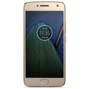 Motorola Moto G5 Plus 32GB - Fine Gold Consumer Cellular