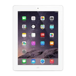 iPad 4th Gen (November 2012) 16GB - White - (Wi-Fi)