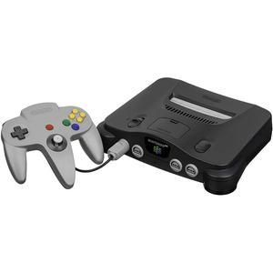 Video Game Console Nintendo 64 + Controller - Black