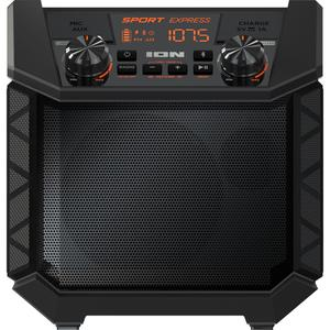 Speakers Bluetooth ION Audio Sport Go - Black