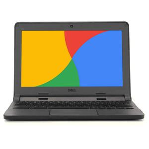 Dell ChromeBook 11 3120 Celeron N2840 2.16 GHz 16GB SSD - 4GB