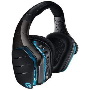 Wireless Bluetooth with Microphone Gaming Headphone Logitech G933 Artemis Spectrum RGB - Black