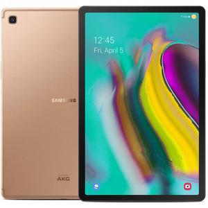 Galaxy Tab S5e (February 2019) 128GB - Gold - (Wi-Fi)