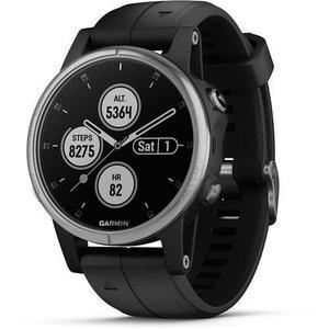 Garmin Smart Watch fenix 5S Plus HR GPS - Black