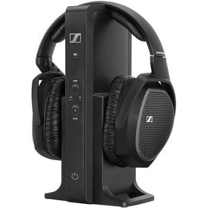 Sennheiser RS 175-U Headphone with microphone - Black