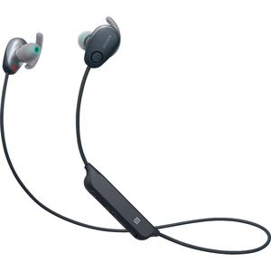 Earphone bluetooth Sony WI-SP600N/B - Black