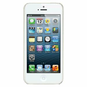 iPhone 5s 16GB - White/Silver AT&T