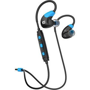 Earphone Bluetooth Mee Audio X7 - Blue