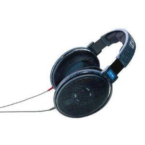 HD 600 Headphone with microphone - Black