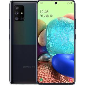 Galaxy A71 5G 128GB - Prism Cube Black Unlocked